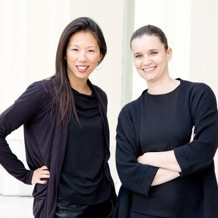 Sindy Amadei & Victoria Schmied, CEO & COO Überall Scene Development GmbH (Foto: ©Daniel Bointner)